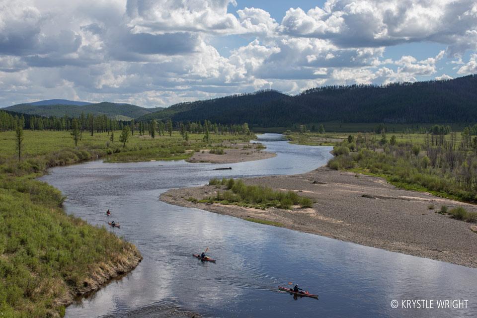Fluss Armur: European Outdoor Film Tour © Krystle Wright