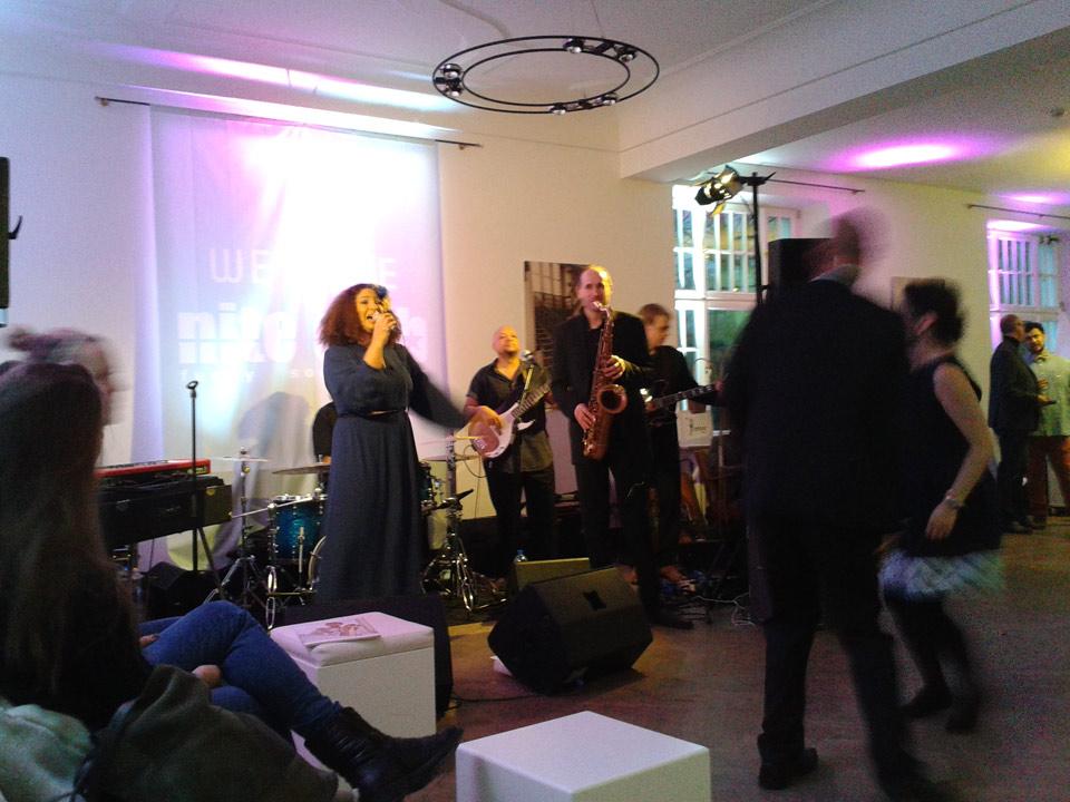 Hochzeitsband nite club Hochzeitsmesse Love