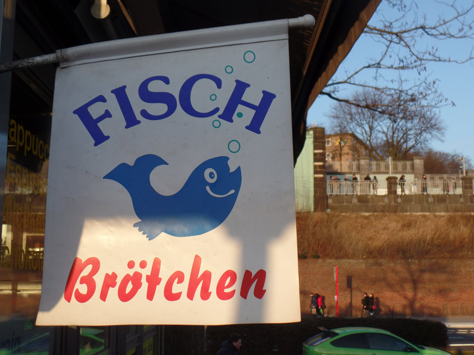 Fischbrötchen Valentinstag Hamburg