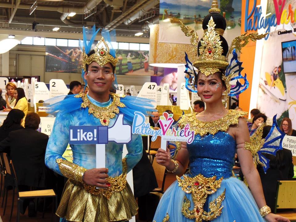 ITB 2015 Thailandstand