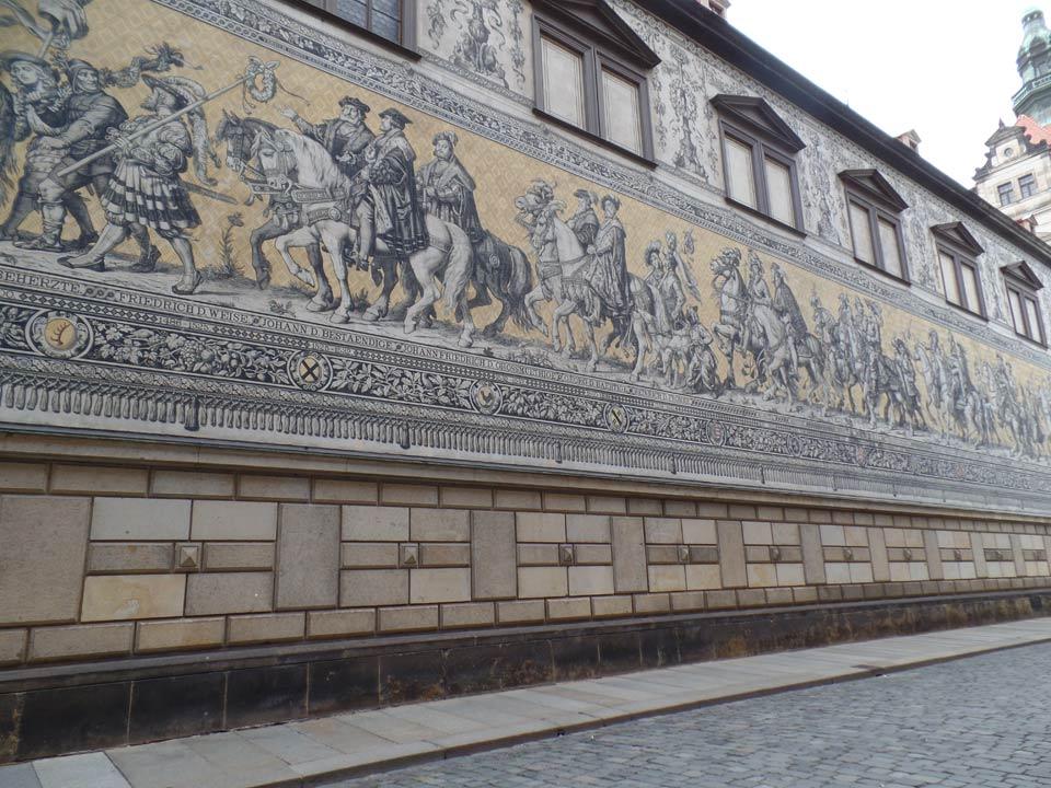 Ahnengalerie August der Starke