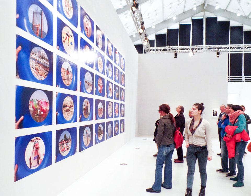 Deichtorhallen Ausstellung The New Social Kirill Golovchenko