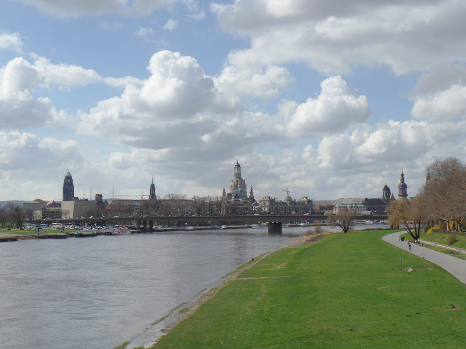 Elbradweg Dresden