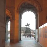 Dresdner Altstadt: Zwinger Reiter