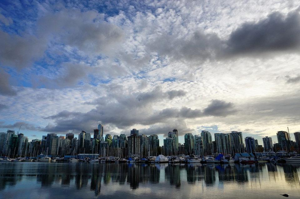 Kanada mit Cargobike Toronto City