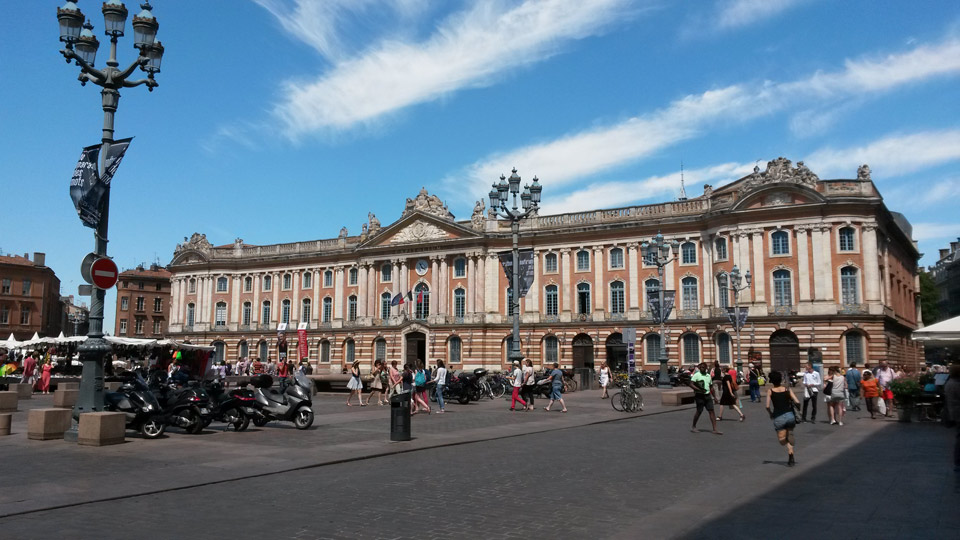 Toulouse-Rathaus